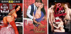 Valentine's Day porn movies